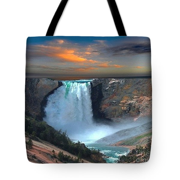 Wet Beauty Tote Bag