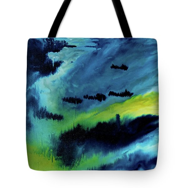 Wet Dreams Tote Bag