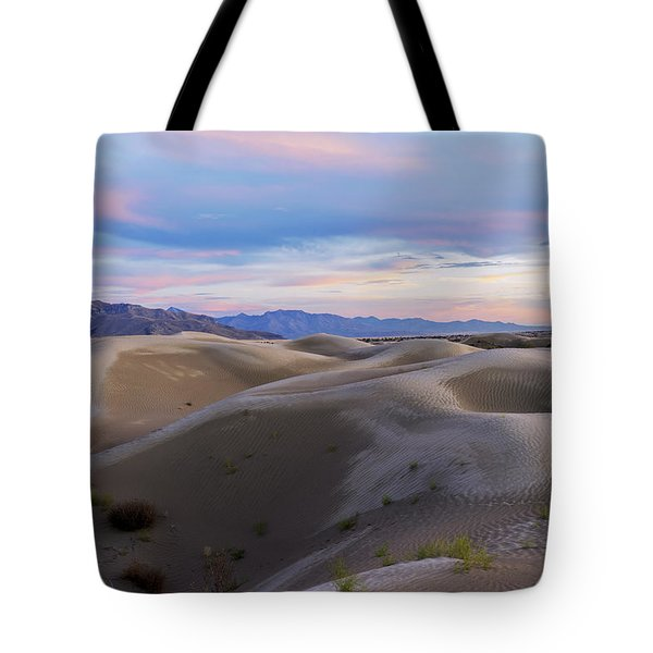 Wet Dunes Tote Bag