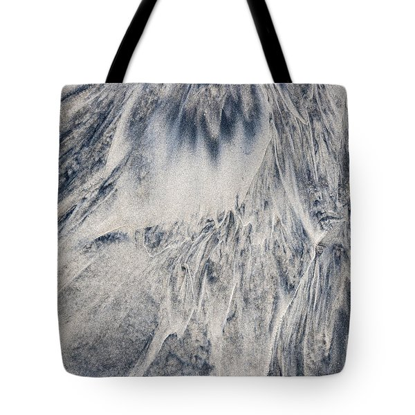Wet Sand Abstract IIi Tote Bag