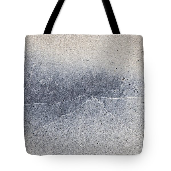 Wet Sand Abstract V Tote Bag