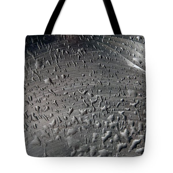 Wet Steel Tote Bag by Keith Armstrong