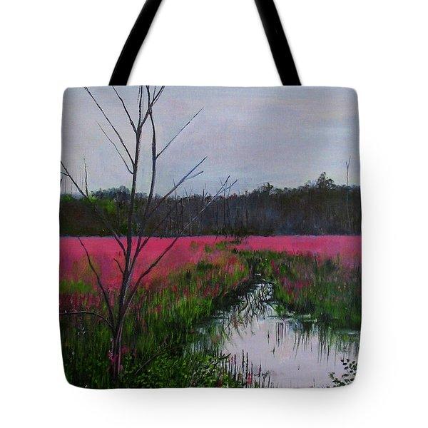 Wetlands I Tote Bag
