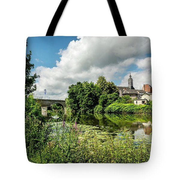 Tote Bag featuring the photograph Wetzlar Germany by David Morefield