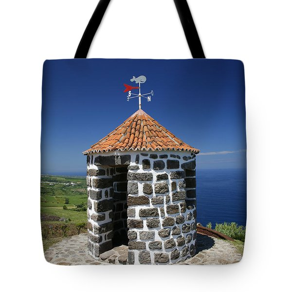 Whale Lookout Spot Tote Bag by Gaspar Avila