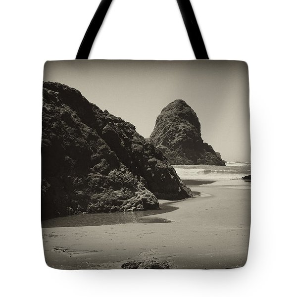 Tote Bag featuring the photograph Whaleshead Rock by Hugh Smith
