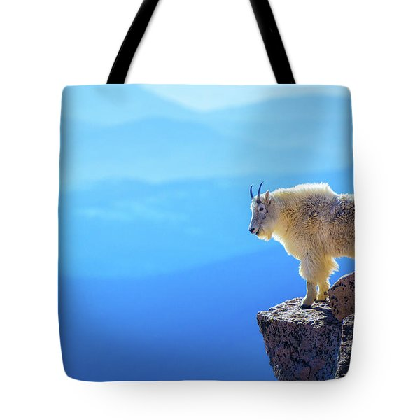 What A View Tote Bag