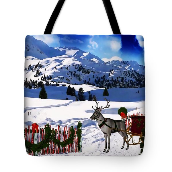 What A Wonderful Time Tote Bag