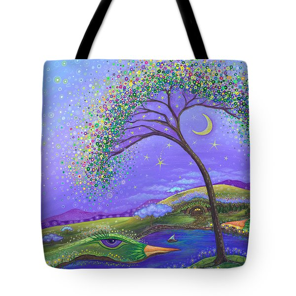 What A Wonderful World Tote Bag