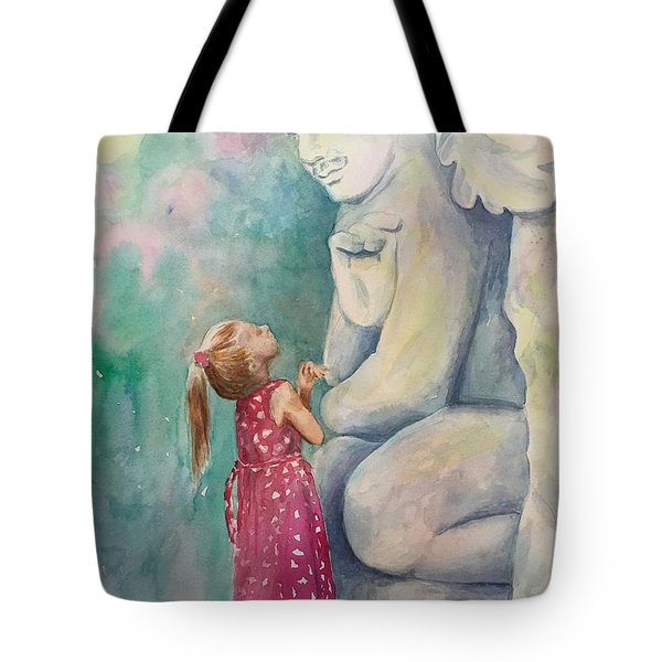 What Are You Thinking? Tote Bag