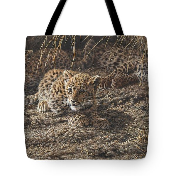 What Do You Hear? Tote Bag