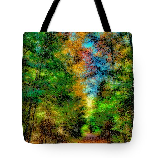 What Dreams May Come 3 Tote Bag