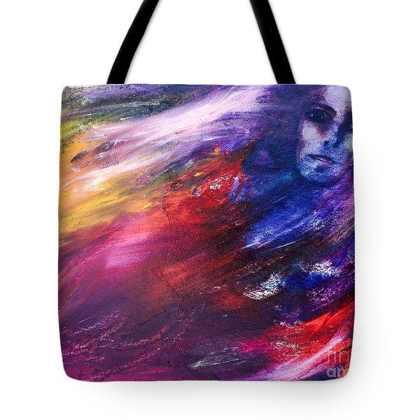 What Hides  Tote Bag