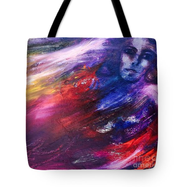 What Hides  Tote Bag