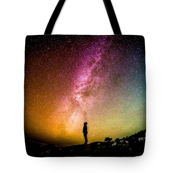What I Saw Tote Bag