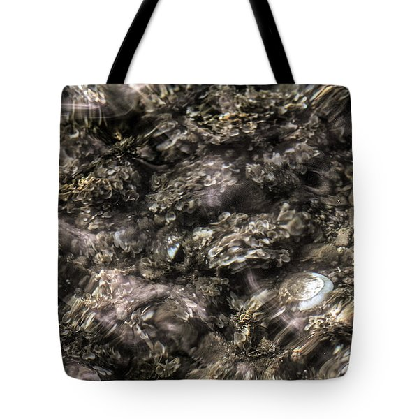 What I See Not, I Better See Tote Bag by Danica Radman