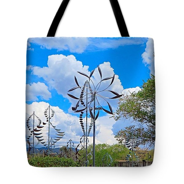 What I Wouldn't Do For Some #bluesky! Tote Bag
