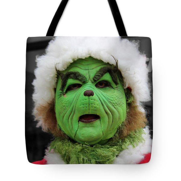 What If Christmas Means A Little Bit More Tote Bag