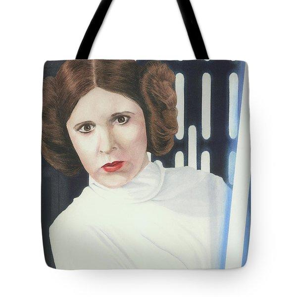 What If Leia...? Tote Bag