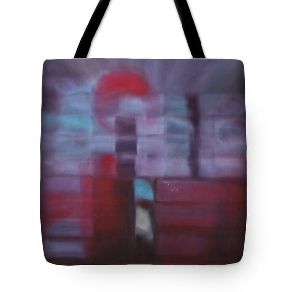 What Is Hope? Tote Bag by Min Zou