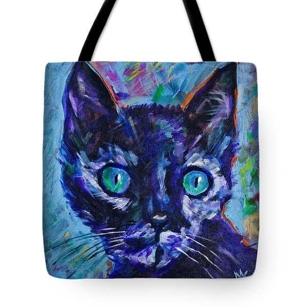 What Is Out There? Tote Bag