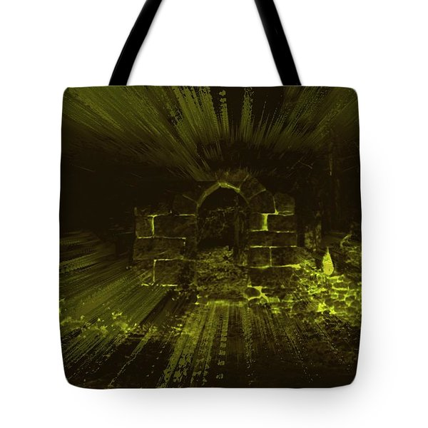 What Lies Beyond Tote Bag
