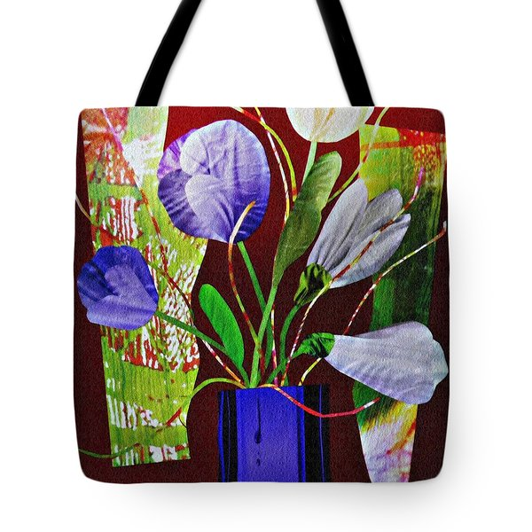 What Marie Left Behind Tote Bag by Sarah Loft