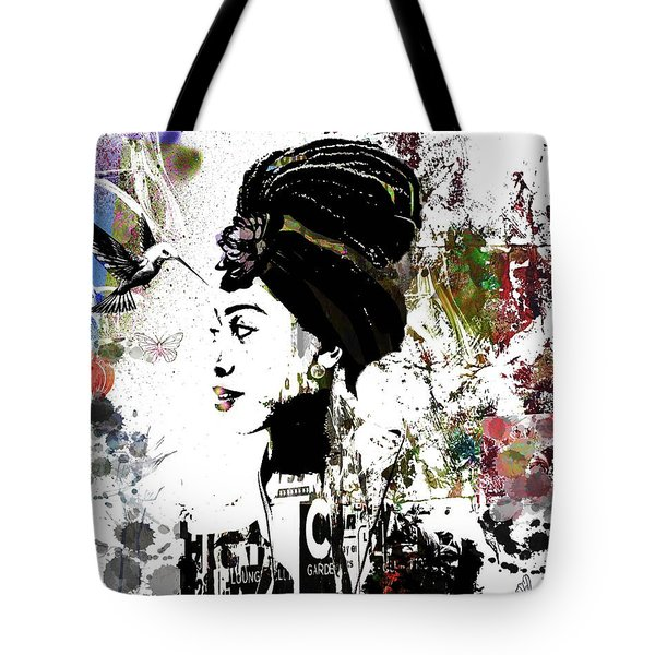 What Matters Tote Bag by Angela Holmes