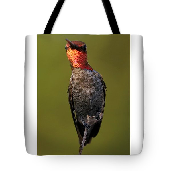 What? Tote Bag