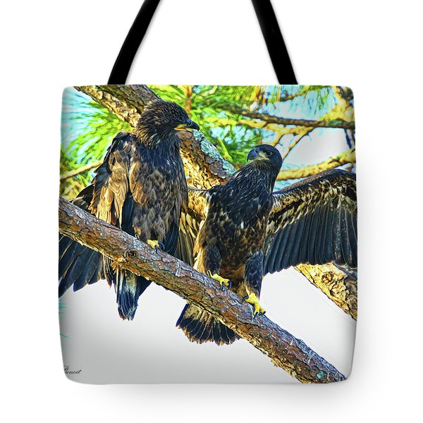 Tote Bag featuring the photograph What Shall I Say by Deborah Benoit
