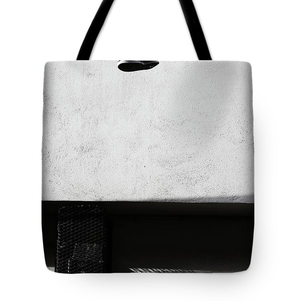 Tote Bag featuring the photograph What That For Me  by Empty Wall