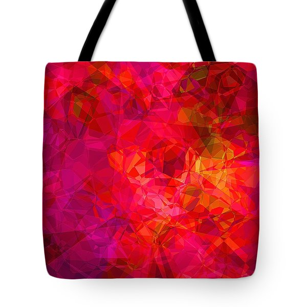 What The Heart Wants Tote Bag