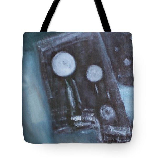 What To Say? Tote Bag by Min Zou