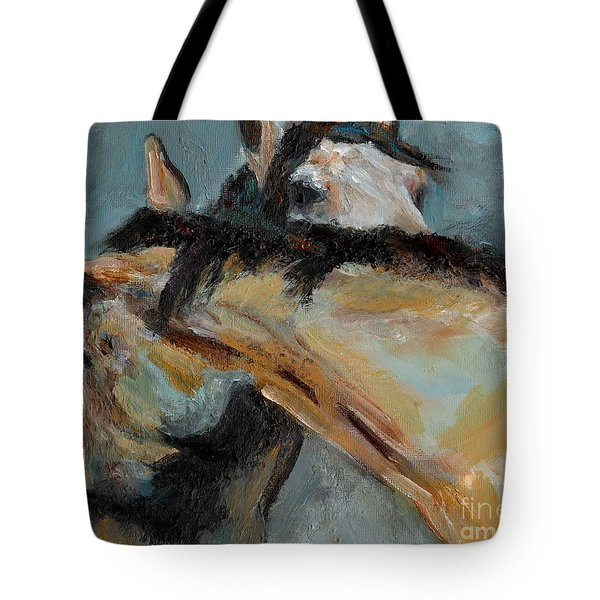 What We Could All Use A Little Of Tote Bag by Frances Marino