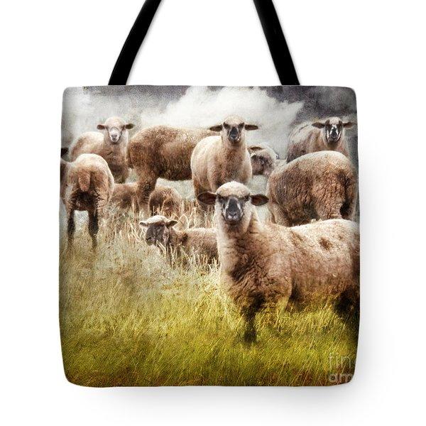 What You Lookin' At? Tote Bag