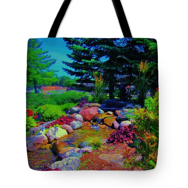 What A Day For A Daydream  Tote Bag