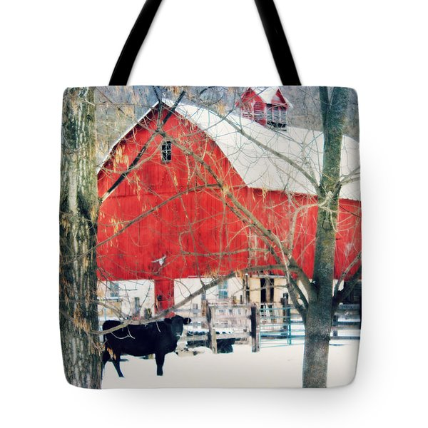 Tote Bag featuring the photograph Whatcha Looking At by Julie Hamilton
