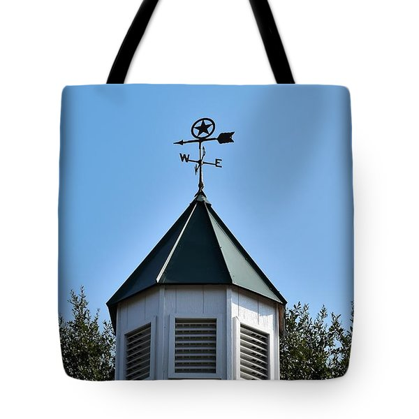 Tote Bag featuring the photograph Whatever Direction You Take - Reach For The Sky by Ray Shrewsberry
