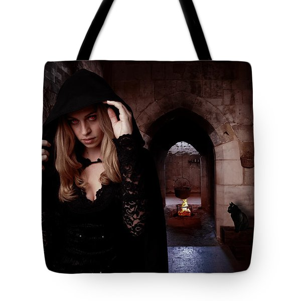 What's Brewing Tote Bag by Linda Lees