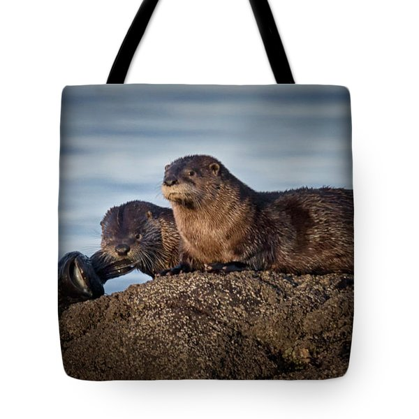 Tote Bag featuring the photograph Whats For Dinner by Randy Hall