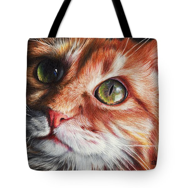 Butter Wouldn't Melt Tote Bag