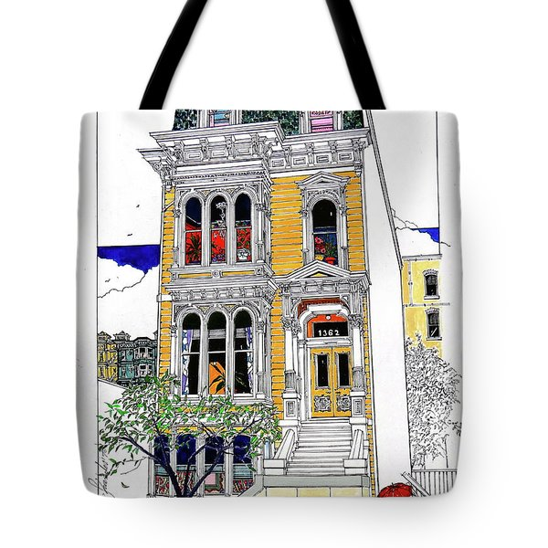 What's In Your Window? Tote Bag