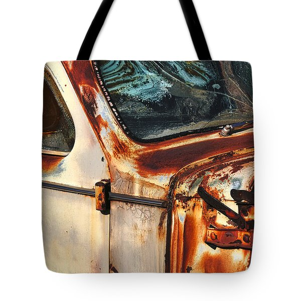 What's Left Tote Bag