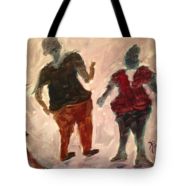 What's Shakin'? Tote Bag