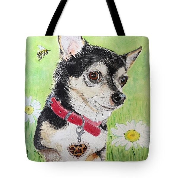 What's The Buzz? Tote Bag