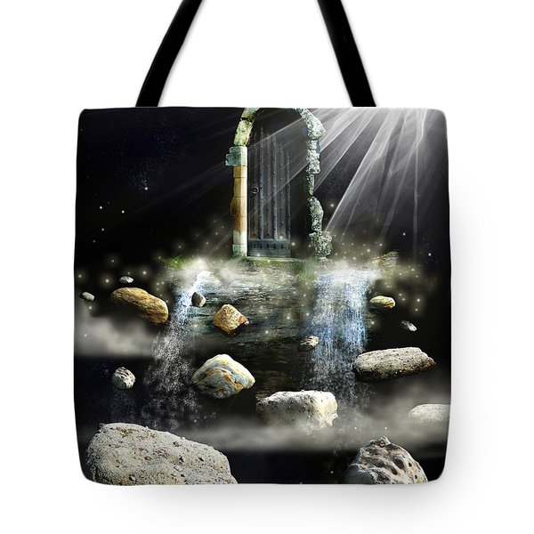 What's The Next Step  Tote Bag