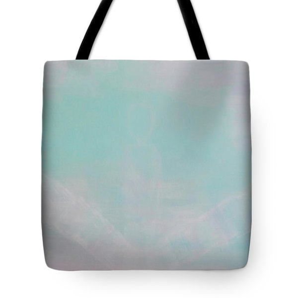 What's The Next Step? Tote Bag by Min Zou