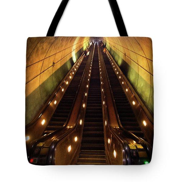 Wheaton Escalator Tote Bag