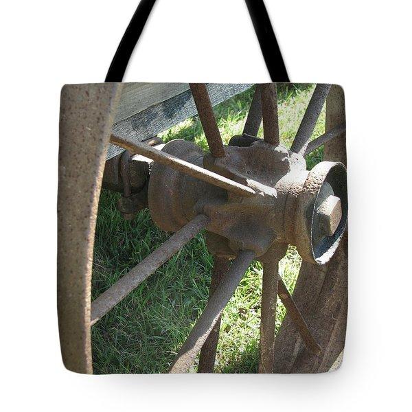 Wheel Tote Bag