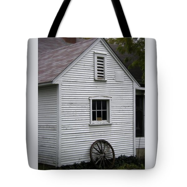 Wheel Tote Bag